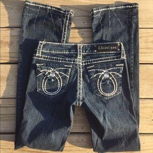 L.A. Idol Jeans, Size 3, W28/L34